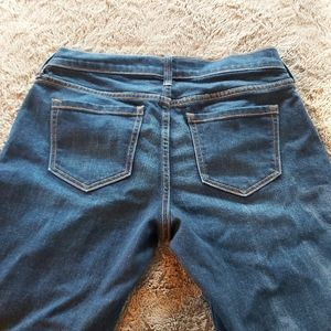 """Old Navy """"The Boyfriend"""" Cropped Jeans"""